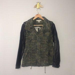 Sans Souci Camo Utility Jacket